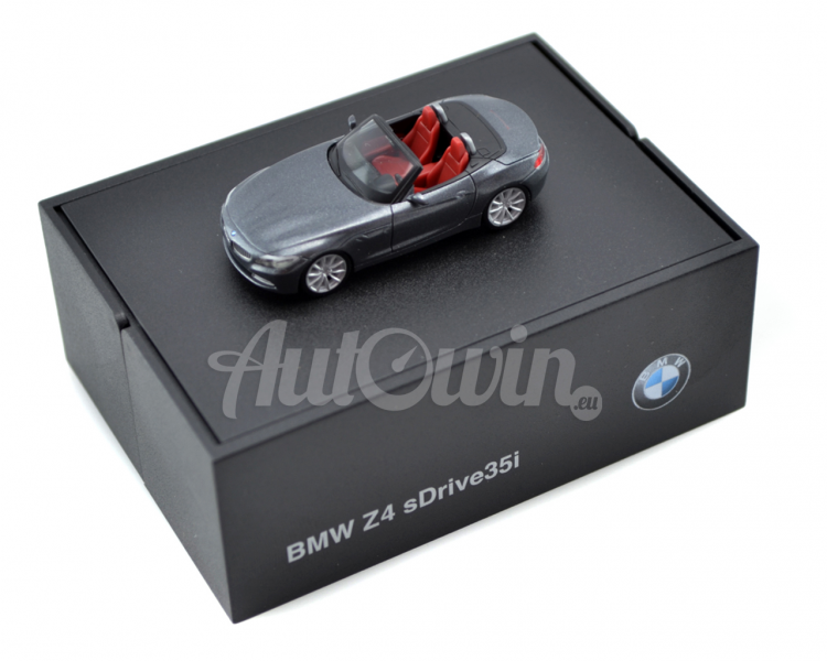 Bmw Genuine Miniature Z4 E89 Kids Toy Model Car 1 87 Accessories