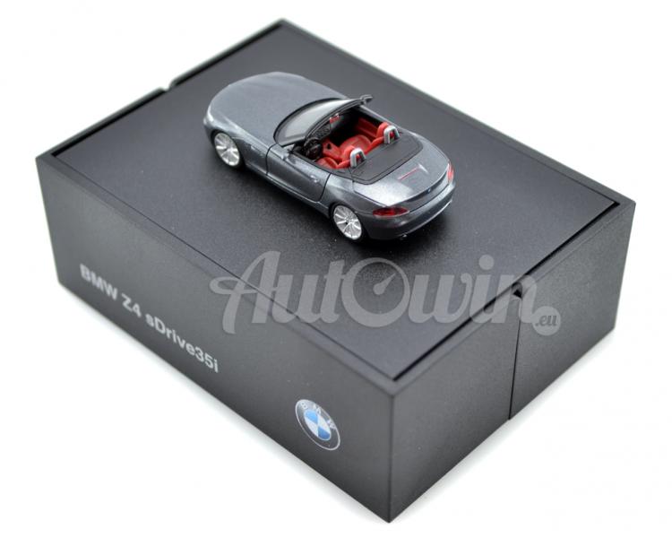 Bmw Genuine Miniature Z4 E89 Kids Toy Model Car 1 87