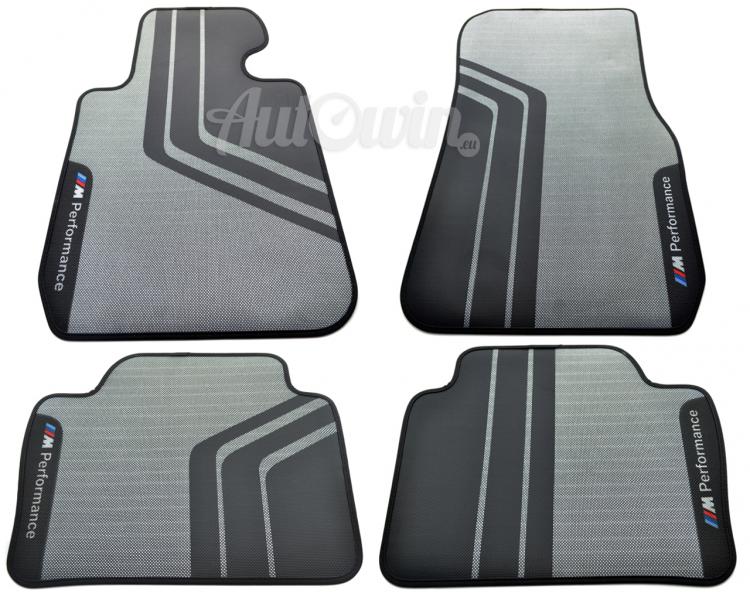 Bmw 3 Series F30 F31 M Performance Original Floor Mats Set