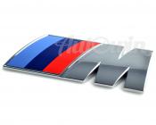 BMW 1 SERIES E81/E82/E88/E87 M Genuine REAR TRUNK BADGE Emblem Original OEM