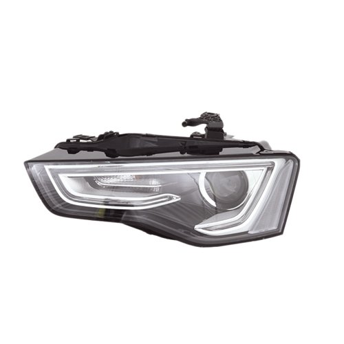 AUDI BI XENON HEADLIGHT LEFT SIDE