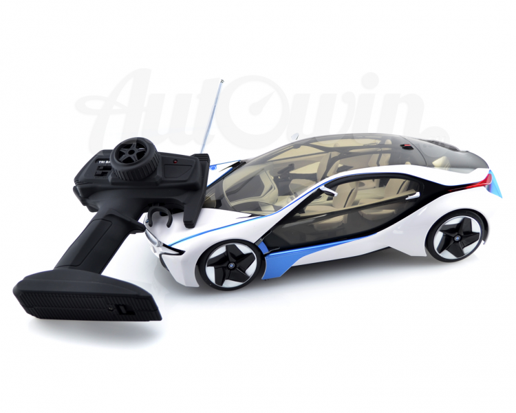 BMW VISION EFFICIENTDYNAMICS RC MINIATUR CONTROL CAR ORIGINAL OEM
