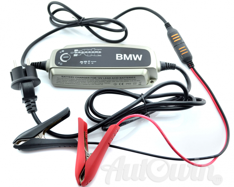 BMW ALL SERIES BATTERY CONDITIONER BATTERY CHARGER ORIGINAL GENUINE OEM