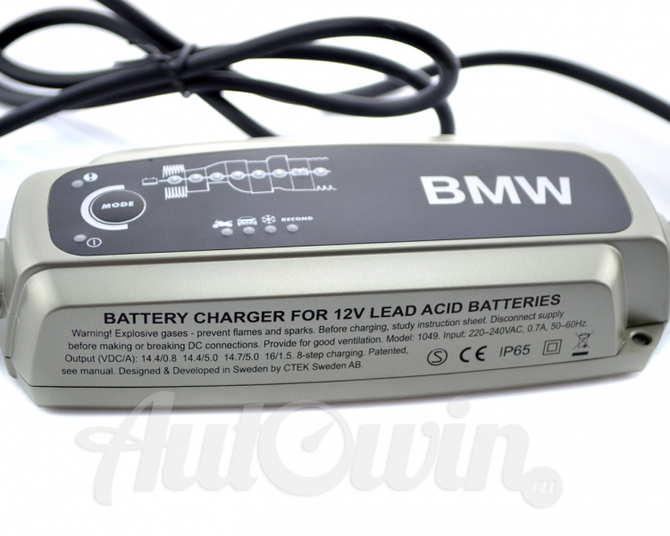 bmw all series battery conditioner battery charger original genuine oem. Black Bedroom Furniture Sets. Home Design Ideas