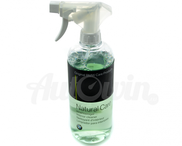 BMW Natural Care Car Interior Fabric/Plastic Cleaner Spray 500ml
