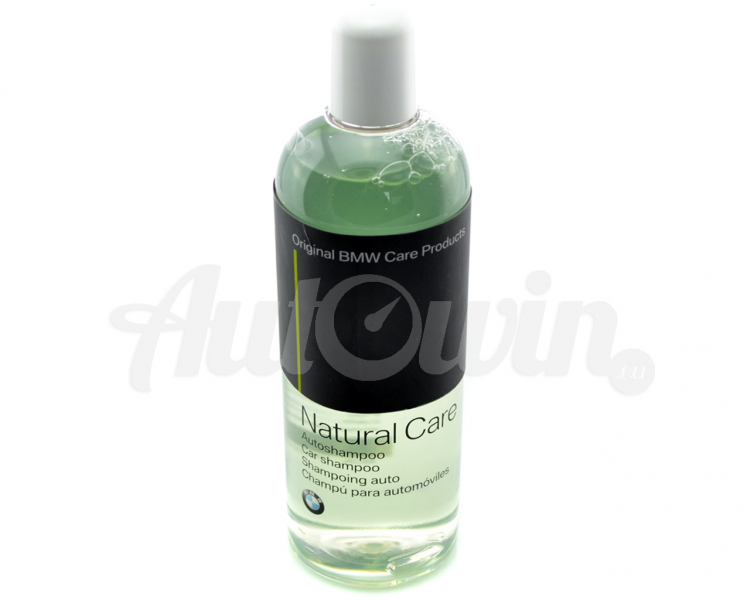 Bmw Natural Care Car Interior Exterior Cleaning Wash Shampoo