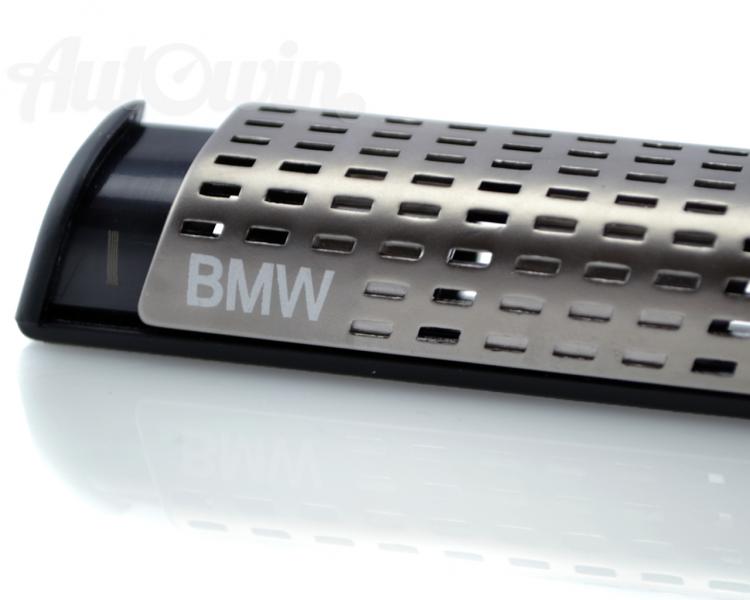 Bmw new natural car air freshener starter kit original for Mercedes benz air freshener
