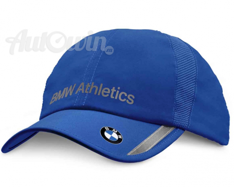 Funktionscap BMW Athletics royal blue