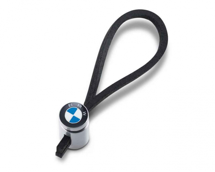 BMW key chain with strap